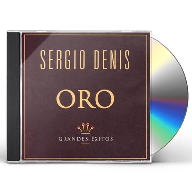 Sergio Denis COLOUR COLLECTION CD