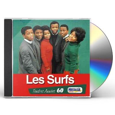 Les Surfs TENDRES ANNEES CD