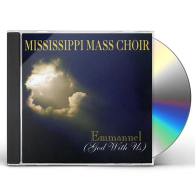 Mississippi Mass Choir EMMANUEL: GOD WITH US CD