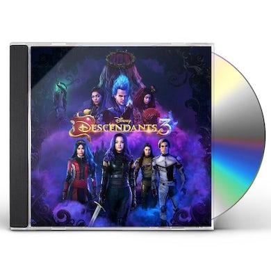 Descendants / O.S.T. DESCENDANTS 3: ORIGINAL TV MOVIE SOUNDTRACK / VAR CD
