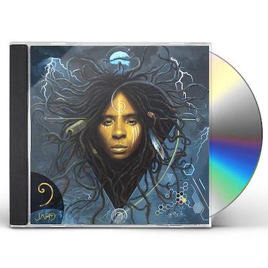 Jah9 9 CD
