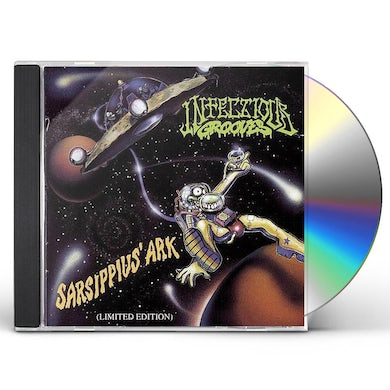 Infectious Grooves SARSIPPIUS ARK CD