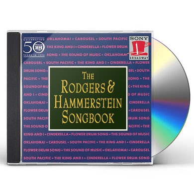 Rodgers And Hammerstein SONGBOOK CD
