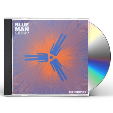 Blue Man Group COMPLEX CD