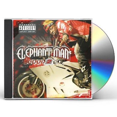 Elephant Man GOOD TO GO CD