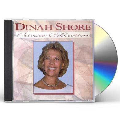 Dinah Shore PRIVATE COLLECTION CD