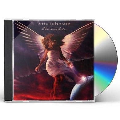Eric Johnson VENUS ISLE CD