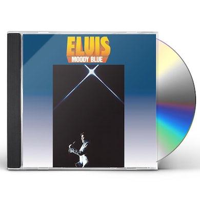 Elvis Presley MOODY BLUE CD
