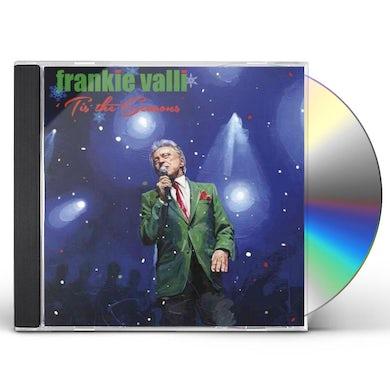Frankie Valli & The Four Seasons Tis The Seasons CD