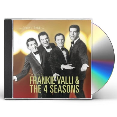 Frankie Valli & Four Seasons JERSEY BEAT: MUSIC OF CD
