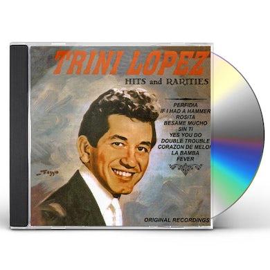 Trini Lopez HITS & RARITIES CD