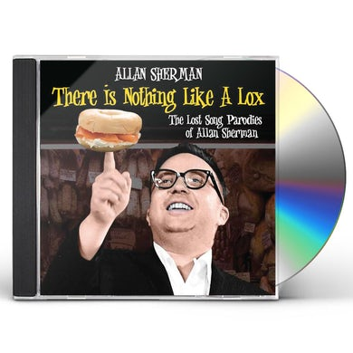 Allan Sherman THERE IS NOTHING LIKE A LOX: THE LOST SONG CD