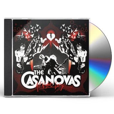 Casanovas ALL NIGHT LONG CD