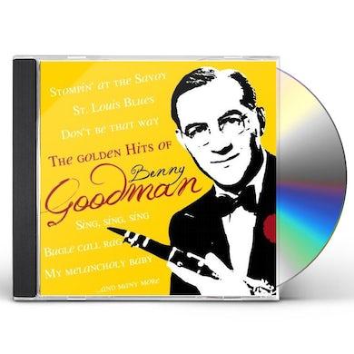 Benny Goodman GOLDEN HITS OF BENNY GOODM CD
