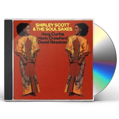 SHIRLEY SCOTT & SOUL SAXES CD