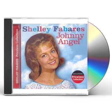 Shelley Fabares JOHNNY ANGEL CD