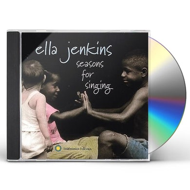 Ella Jenkins SEASONS FOR SINGING CD