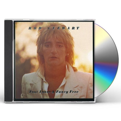 Rod Stewart FOOT LOOSE & FANCY FREE CD