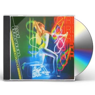 Head Automatica DECADENCE CD
