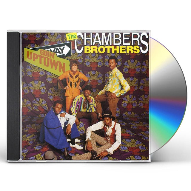 Chambers Brothers GOIN UPTOWN CD