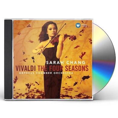 Sarah Chang Vivaldi:Four Seasons CD
