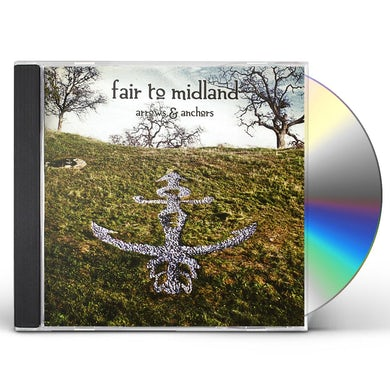 Fair To Midland ARROWS & ANCHORS CD