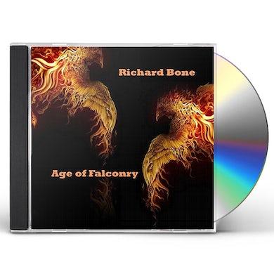 Richard Bone AGE OF FALCONRY CD
