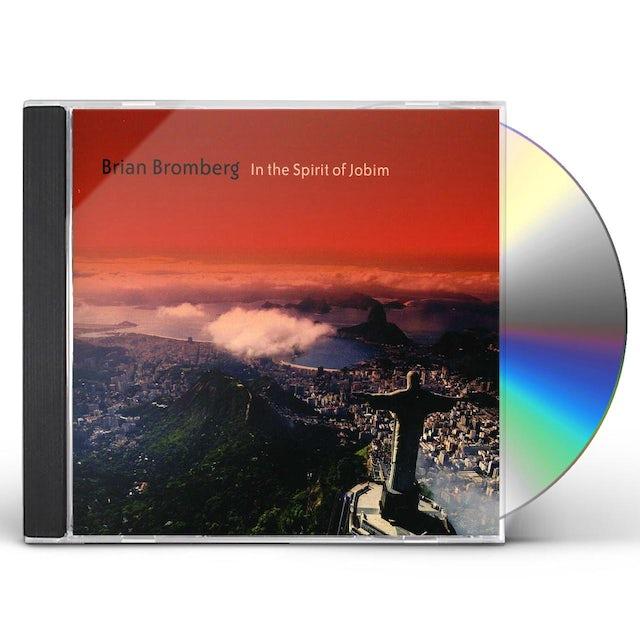 Brian Bromberg IN THE SPIRIT OF JOBIM CD