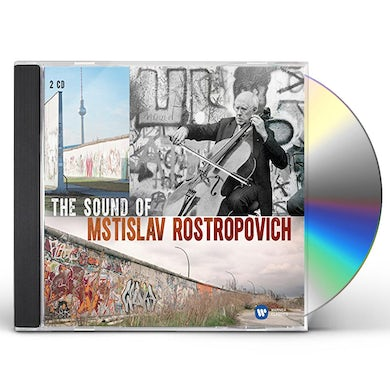 Mstislav Rostropovich SOUND OF ROSTROPOVICH CD