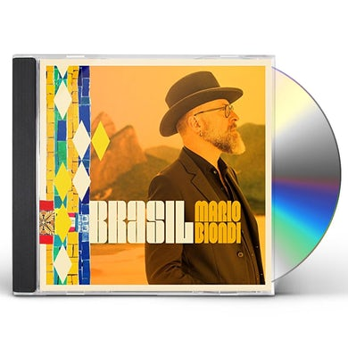 Mario Biondi BRASIL CD