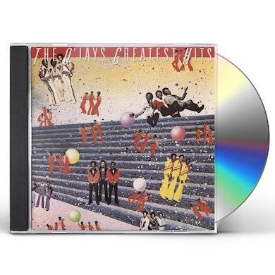 THE O'JAYS GREATEST HITS CD