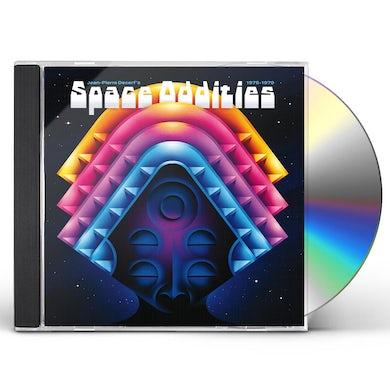 Jean-Pierre Decerf SPACES ODDITIES: 1975-1979 CD
