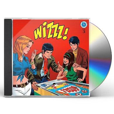 WIZZZ FRENCH PSYCHORAMA 1967-1970 VOLUME 3 / VAR CD