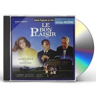 Georges Delerue LE BON PLAISIR CD
