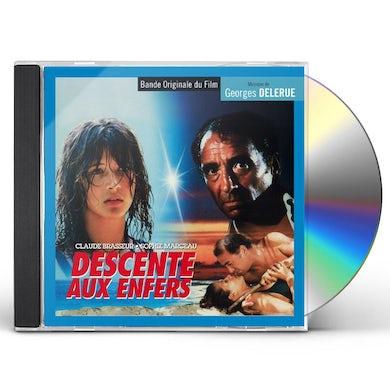 Georges Delerue DESCENTE AUX ENFERS CD