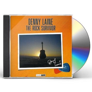 Denny Laine ROCK SURVIVOR CD