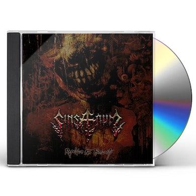 SINSAENUM REPULSION FOR HUMANITY CD