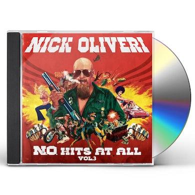 Nick Oliveri N.O. HITS AT ALL 3 CD