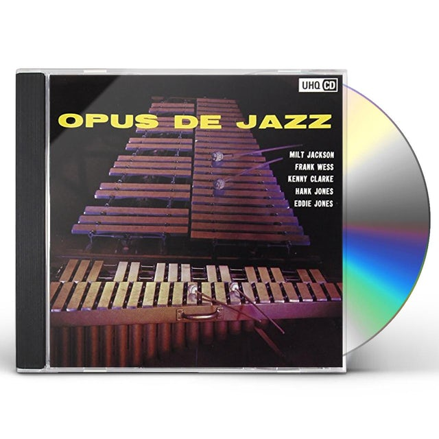 Milt Jackson OPUS DE JAZZ CD