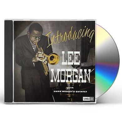 INTRODUCING LEE MORGAN CD