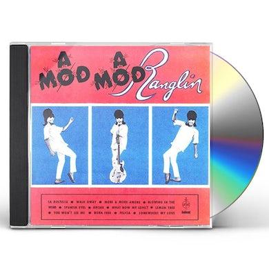 Ernest Ranglin MOD MOD RANGLIN CD