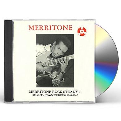 MERRITONE ROCK STEADY 1: SHANTY TOWN CURFEW / VAR CD