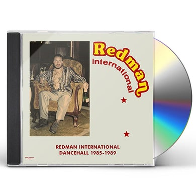 Redman International Dancehall 1985-1989 / Var CD