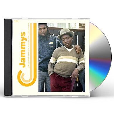 KING JAMMYS DANCEHALL 4: HARD DANCEHALL / VAR CD