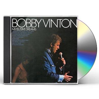 Bobby Vinton MY ELUSIVE DREAMS CD