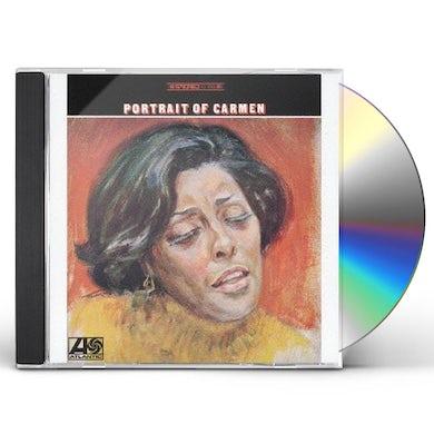 Carmen McRae PORTRAIT OF CARMEN CD
