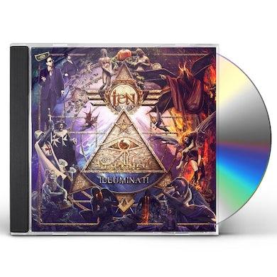 Ten ILLUMINATI CD