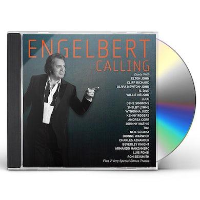 Engelbert Humperdinck CALLING CD
