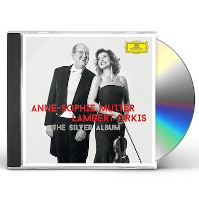 Anne-Sophie Mutter SILVER ALBUM CD