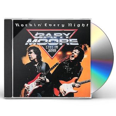 Gary Moore ROCKIN EVERY NIGHT (LIVE IN JAPAN) CD